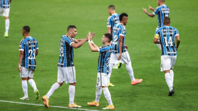 Photo of Grêmio vence Universidad Católica por 2 a 0