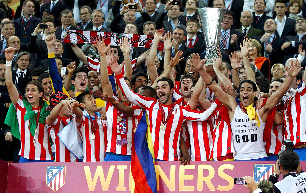 atlético de madrid times do mundo